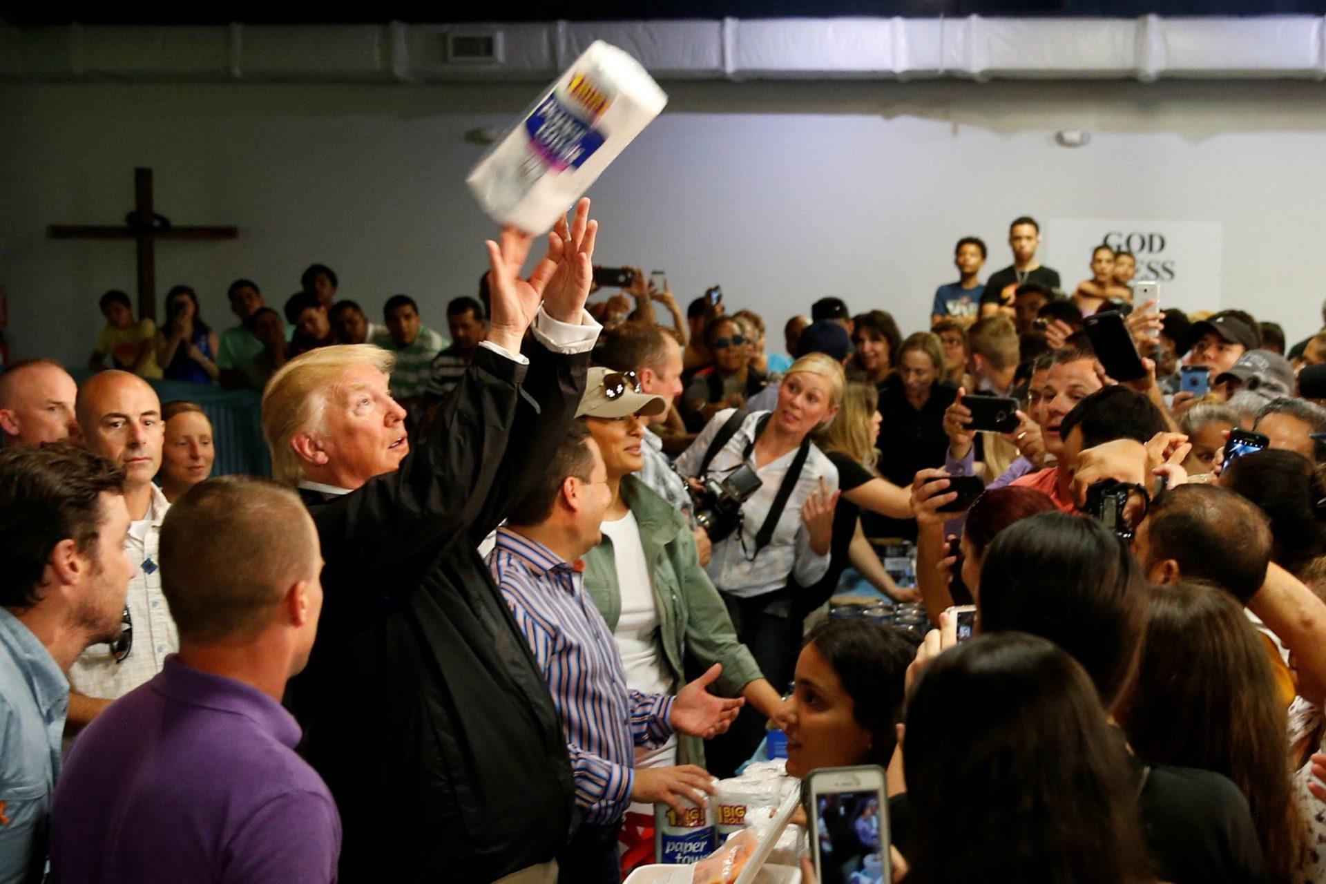 trump paper towels